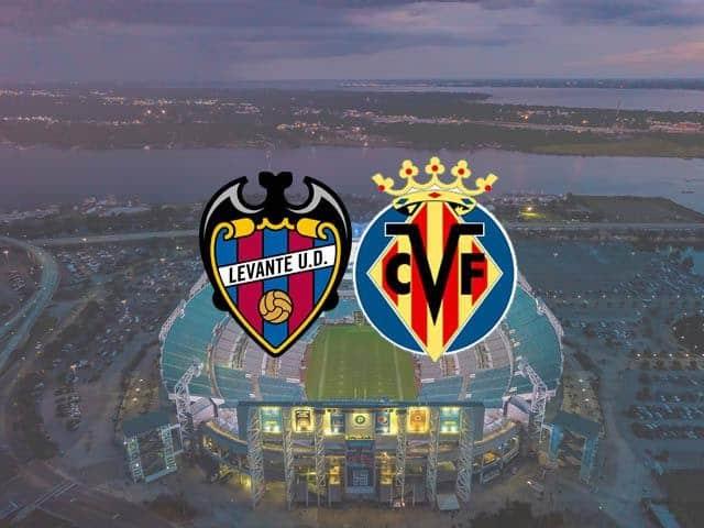 Soi keo Levante vs Villarreal, 19/04/2021