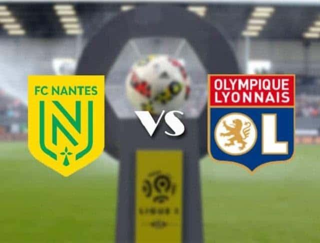 Soi keo Nantes vs Lyon, 19/4/2021