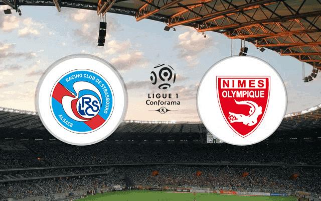 Soi keo Nimes vs Strasbourg, 18/4/2021