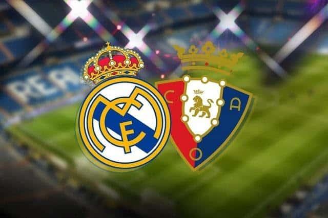 Soi keo Real Madrid vs Osasuna, 02/05/2021