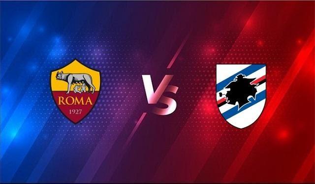 Soi kèo Sampdoria vs AS Roma, 03/05/2021
