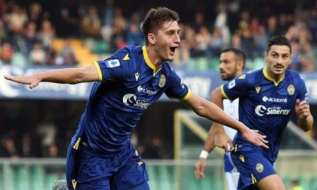 Soi keo Sampdoria vs Verona, 17/4/2021