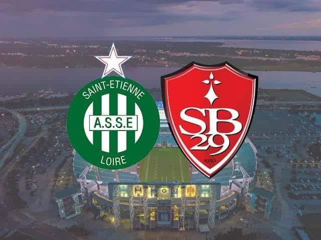 Soi keo St-Etienne vs Brest, 24/04/2021