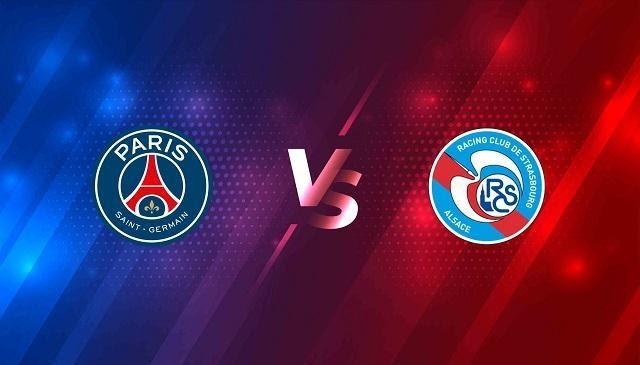 Soi keo Strasbourg vs Paris SG, 11/04/2021