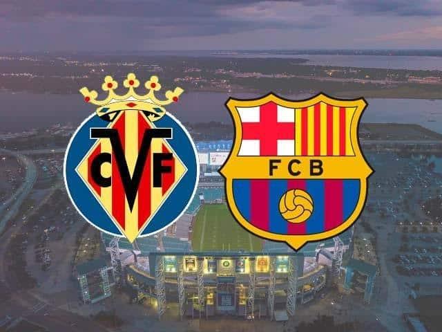 Soi keo Villarreal vs Barcelona, 25/04/2021