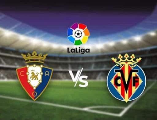 Soi keo Villarreal vs Osasuna, 11/04/2021