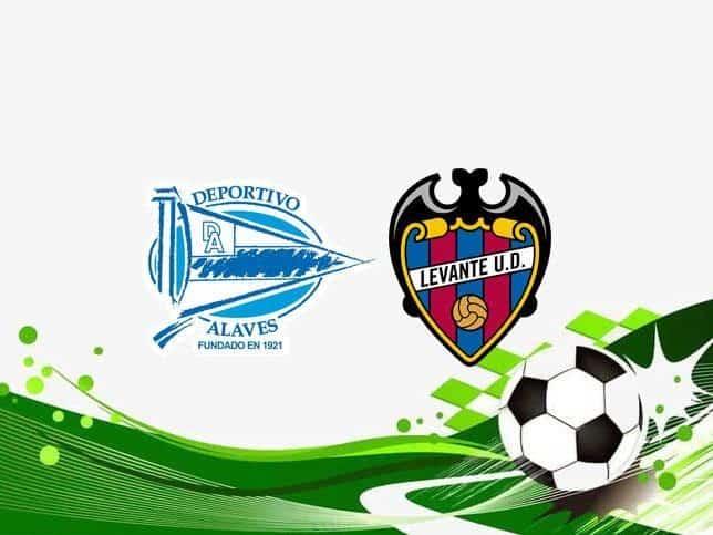 Soi kèo Alaves vs Levante, 08/05/2021