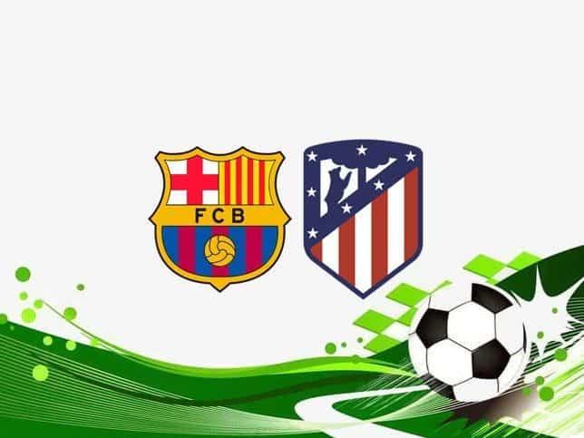 Soi keo Barcelona vs Atl. Madrid, 08/05/2021