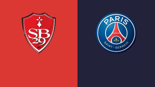 Soi keo Brest vs Paris SG, 24/05/2021
