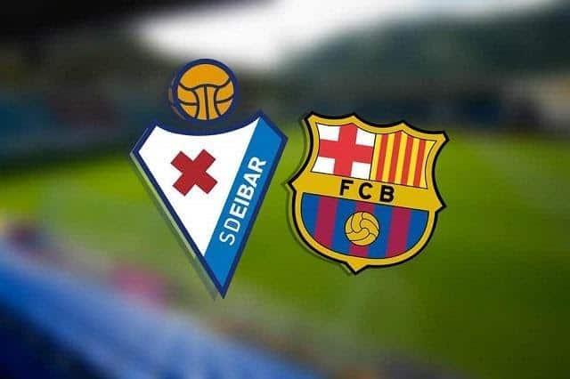 Soi kèo Eibar vs Barcelona, 23/05/2021
