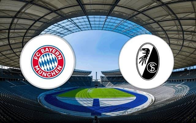 Soi keo Freiburg vs Bayern Munich, 15/05/2021