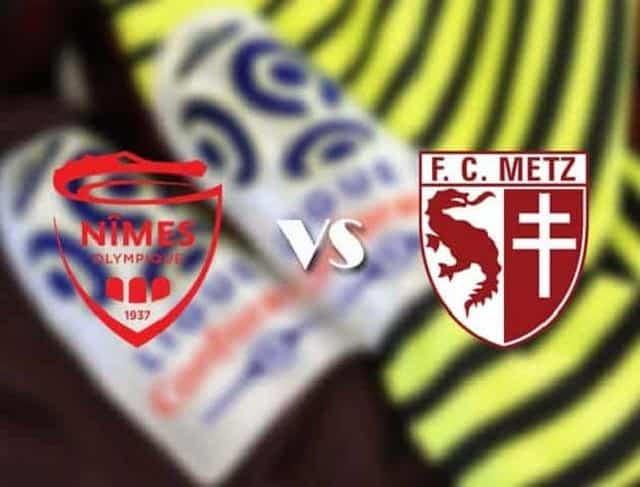 Soi keo Metz vs Nimes, 09/05/2021