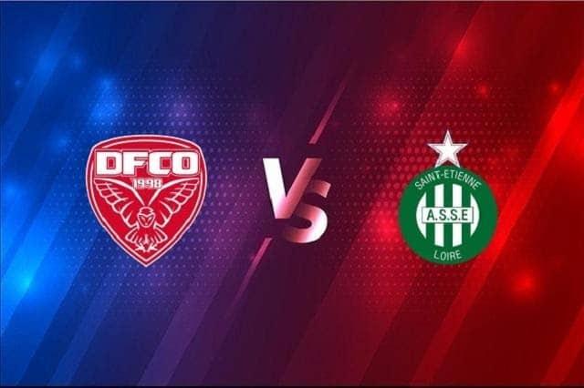 Soi kèo St Etienne vs Dijon, 24/05/2021