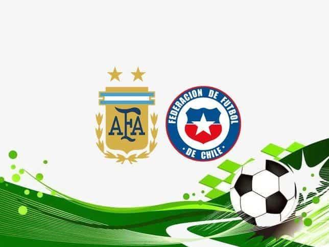 Soi keo Argentina vs Chile, 15/06/2021