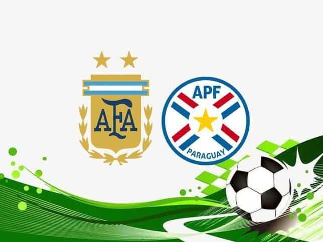 Soi keo Argentina vs Paraguay, 22/06/2021
