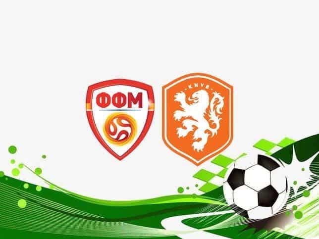 Soi kèo Bắc Macedonia vs Hà Lan, 21/06/2021