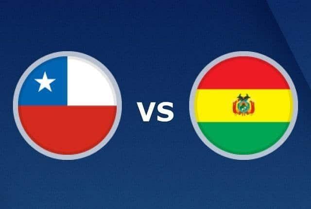Soi keo Chile vs Bolivia, 19/06/2021