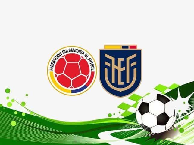 Soi keo Colombia vs Ecuador, 14/06/2021