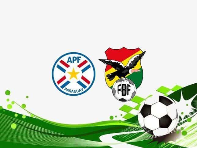 Soi keo Paraguay vs Bolivia, 15/06/2021
