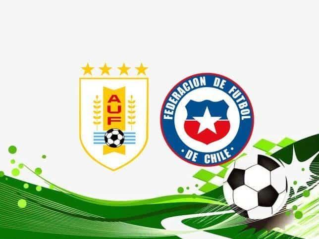Soi kèo Uruguay vs Chile, 22/06/2021
