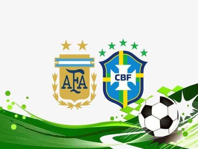 Soi kèo Argentina vs Brazil, 11/07/2021