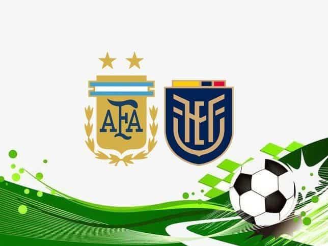 Soi kèo Argentina vs Ecuador, 04/07/2021