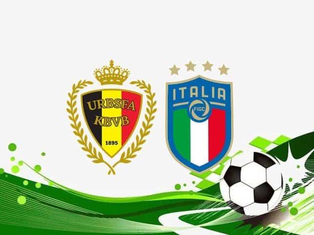 Soi kèo Bỉ vs Ý, 03/07/2021