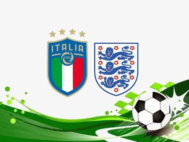 Soi kèo Ý vs Anh, 12/07/2021