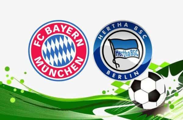 Soi kèo Bayern Munich vs Hertha Berlin, 28/08/2021