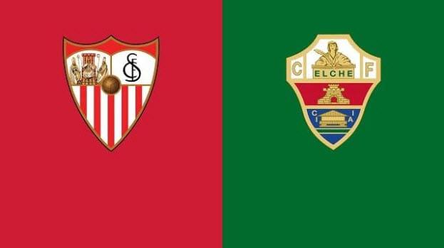 Soi kèo Elche vs Sevilla, 29/08/2021