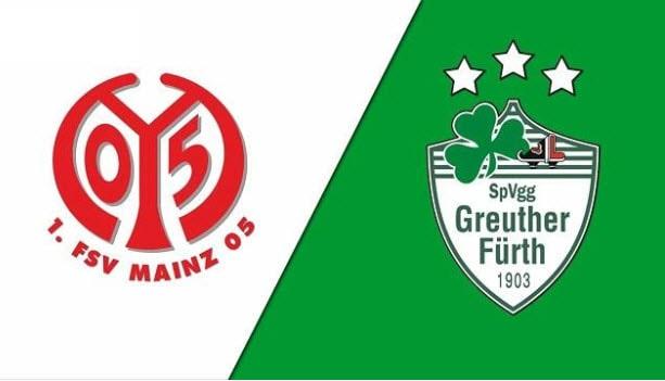Soi kèo Mainz vs Greuther Furth, 28/08/2021
