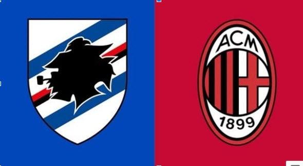 Soi kèo Sampdoria vs AC Milan, 24/08/2021