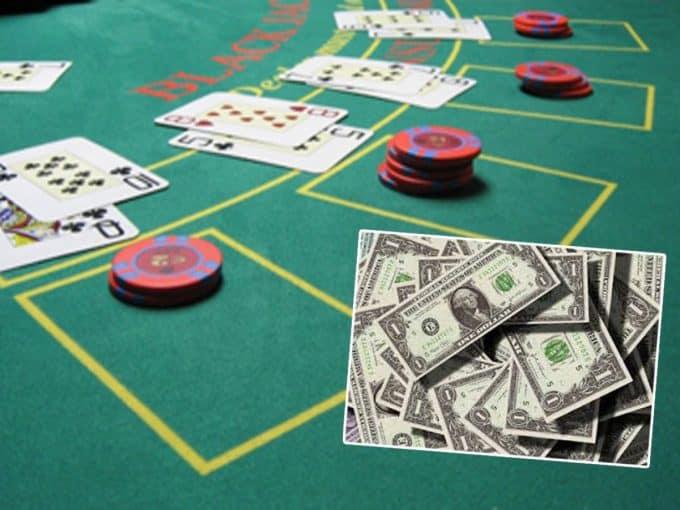 Choi blackjack online thu ve loi nhuan cao