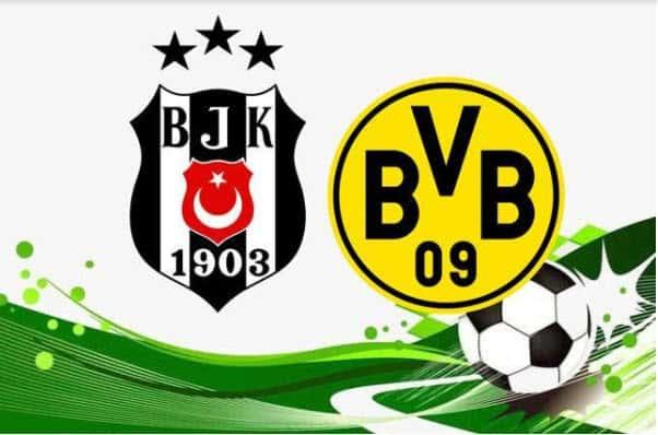 Soi kèo Besiktas vs Dortmund, 15/09/2021
