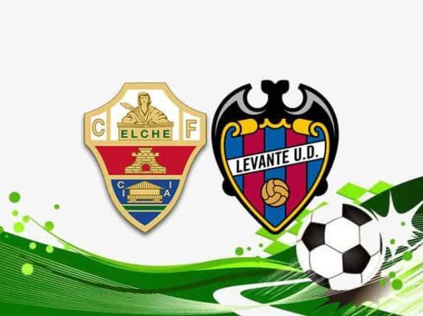 Soi keo Elche vs Levante, 18/09/2021