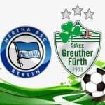 Soi kèo Hertha Berlin vs Greuther Furth, 18/09/2021