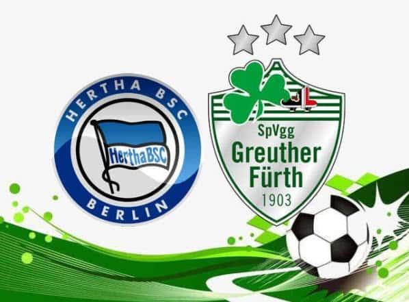 Soi keo Hertha Berlin vs Greuther Furth, 18/09/2021