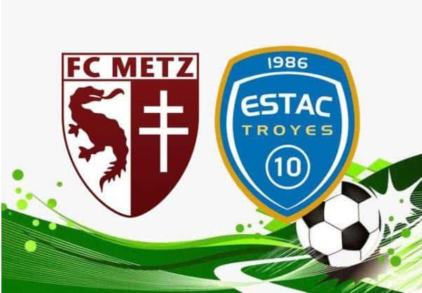 Soi keo Metz vs Troyes, 12/09/2021