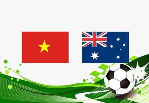 Soi keo Viet Nam vs Uc, 07/09/2021